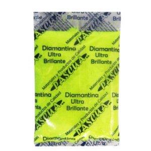 DIAMANTINA+ C15 Fluorescentes VERDE FLUOR.
