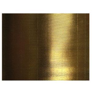 Papel Corrugado+Oro Metalico
