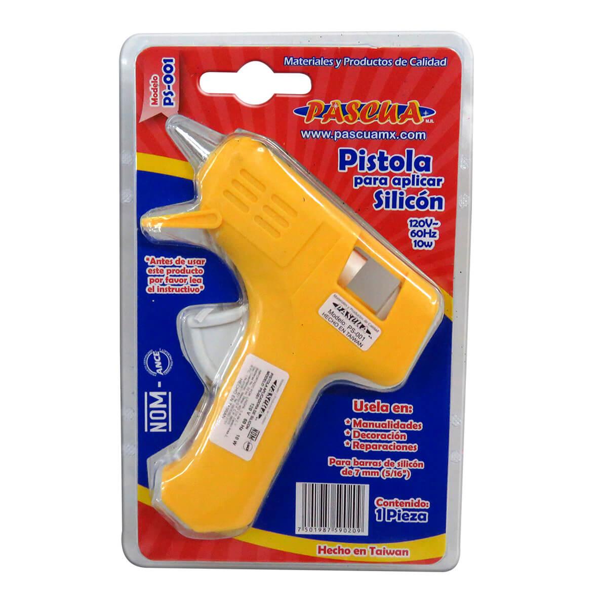 Pistolas de silicon creaciones pascua for Pistola de pegamento o de silicona